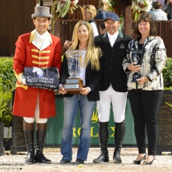 Eric Lamaze and Carlene Ziegler - Champion Insurance Style Award