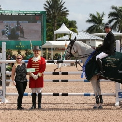 WEF IV Eric Lamaze and Check Picobello Z Presentation