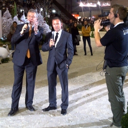 Alban Pourdet and Eric Lamaze