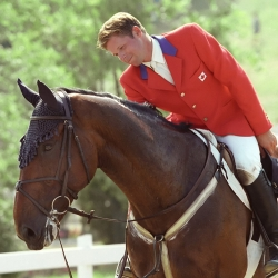 Eric Lamaze and Cagney