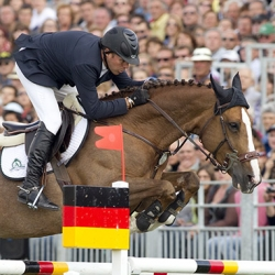 Eric Lamaze and Coriana van Klapscheut
