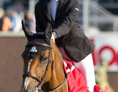 Caitlin Ziegler Becomes Youngest Rider to Win at Spruce Meadows