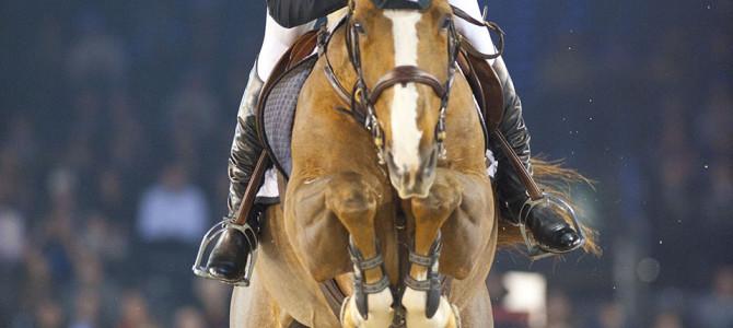 Eric Lamaze Returns in Rolex Top 10 Final