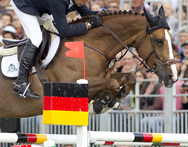 Dutch Double for Olympic Champion Eric Lamaze