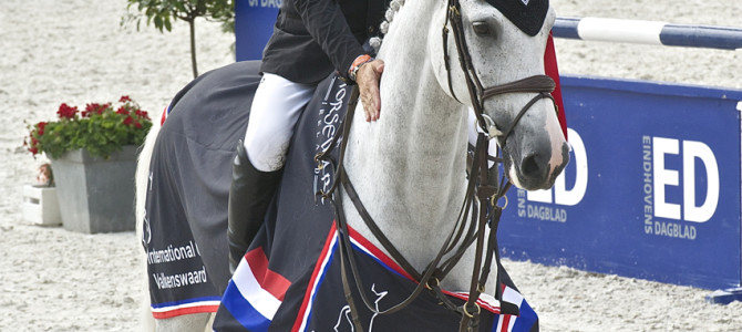Two Victories in Valkenswaard for Eric Lamaze