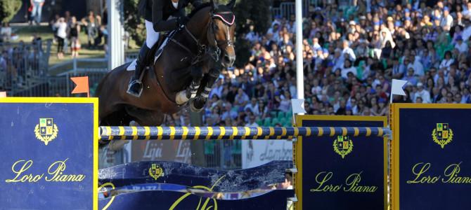 Eric Lamaze and Hickstead Capture €200,000 Grand Prix of Rome
