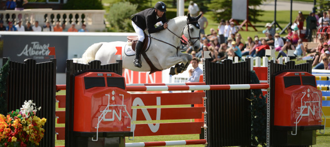 Eric Lamaze and Tiffany Foster Nominated to Canadian Olympic Committee