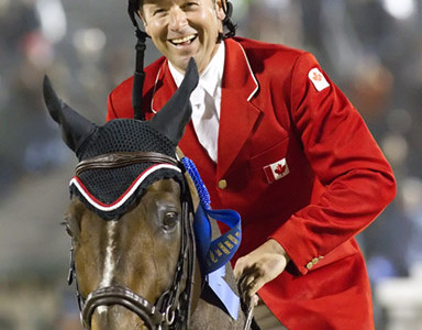 Eric Lamaze Returns to Number One in World Rankings