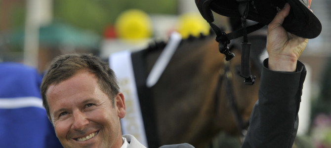 Eric Lamaze Becomes All-Time Money Winner at Spruce Meadows
