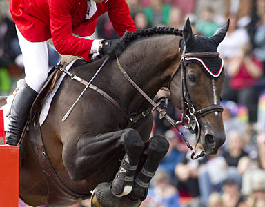 Eric Lamaze Third in $1 Million CN International Grand Prix