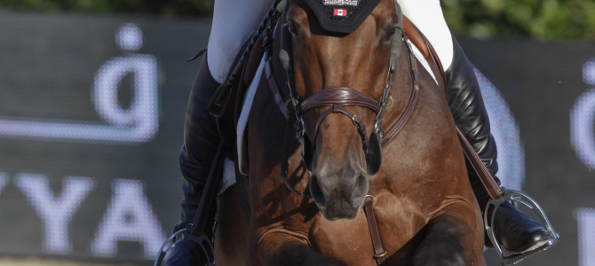 Eric Lamaze Faultless in €1,500,000 Furusiyya FEI Nations' Cup Final