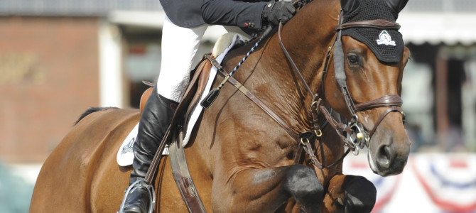 "Strong Start for Eric Lamaze at Spruce Meadows ""Masters"""