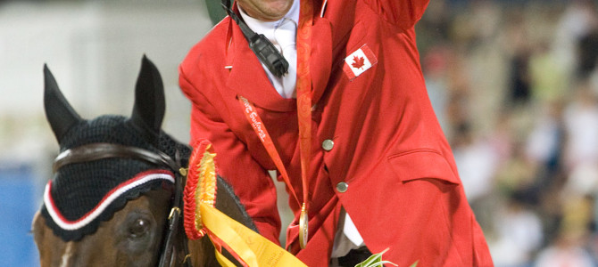 Canada's Eric Lamaze Ranked Number One in the World