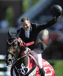 Eric Lamaze Reclaims Number One in World Rankings