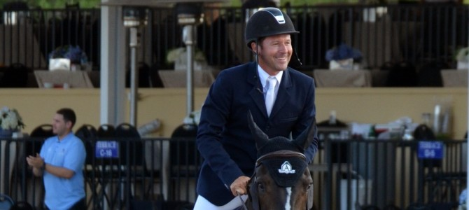 Eric Lamaze Eyes $500,000 CSI5* Grand Prix to Close out Winter Circuit