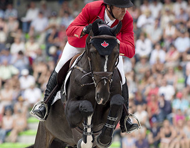 Canadian Show Jumping Team Eighth at World Championships