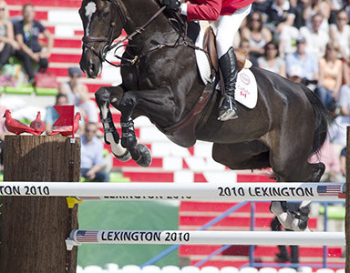 Canadian Show Jumping Team Through to Team Final at World Championships