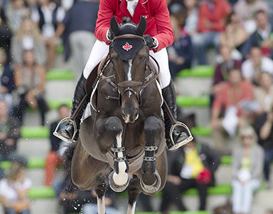 Strong Start for Canadian Show Jumping Team at World Championships