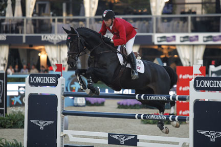 Canada Moves into the Second Round of Furusiyya FEI Nations Cup™ Final