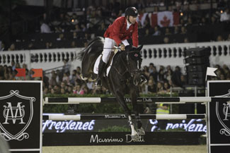 Foster and Lamaze Secure Second for Canada at the Furusiyya FEI Nations Cup™ Final with Clear Rides