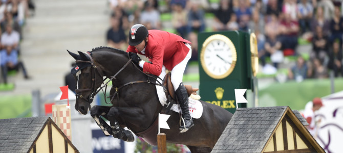 Jump Canada Announces Team Members for Furusiyya FEI Nations Cup™ Final