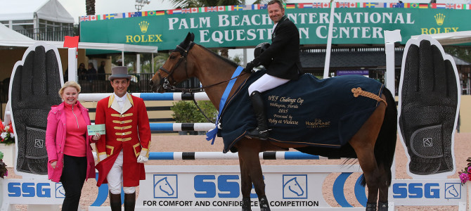 Eric Lamaze Claims First $3,000 Bonus in SSG Gloves Promotion