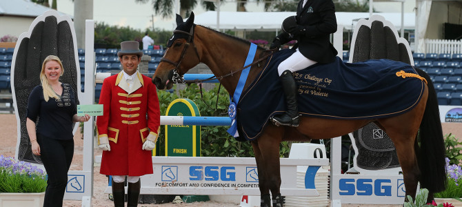 Eric Lamaze Wins Again in SSG Gloves Promotion