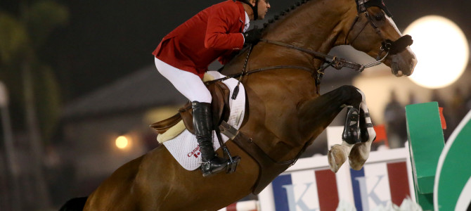 Canada Takes Second in $100,000 Wellington Nations' Cup
