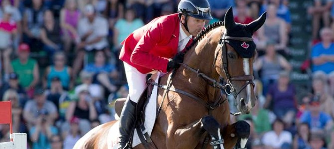 Canada Takes Third in $300,000 BMO Nations' Cup at Spruce Meadows