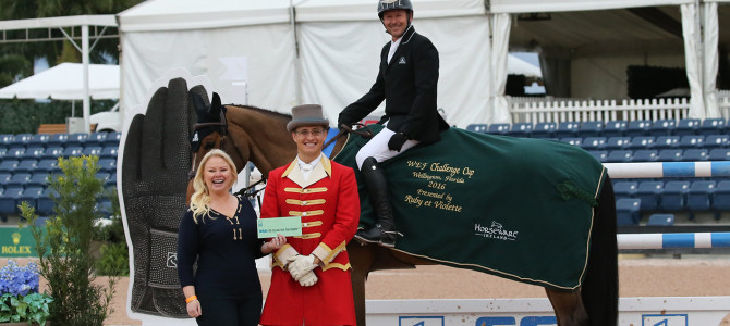 Eric Lamaze Goes 'Clean for the Green' and Wins $3,000 SSG Gloves Bonus