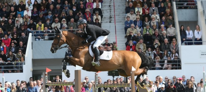 Eric Lamaze Scores Second Victory in La Baule, France