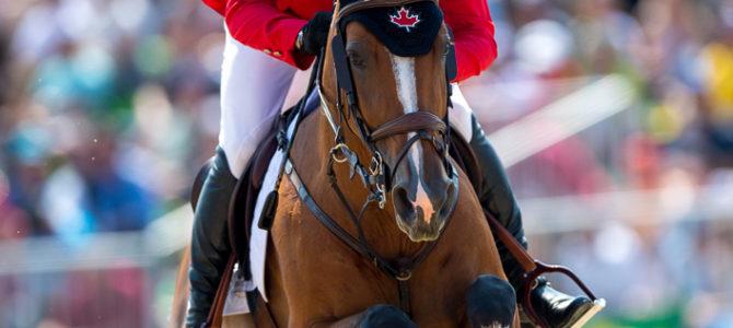 Canada's Eric Lamaze Claims Individual Bronze at 2016 Rio Olympics