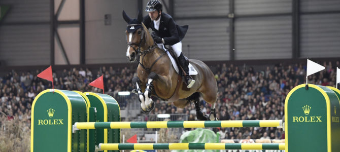 Canada's Eric Lamaze Wins Rolex Top Ten Final in Geneva