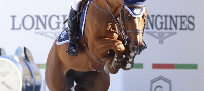 Italian Victory for Eric Lamaze and Chacco Kid in Rome