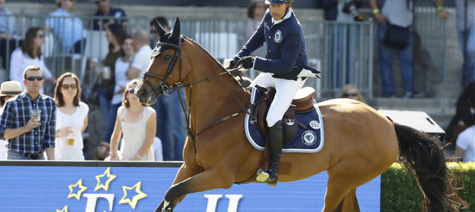 Eric Lamaze Ends Global Champions League with Team Victory