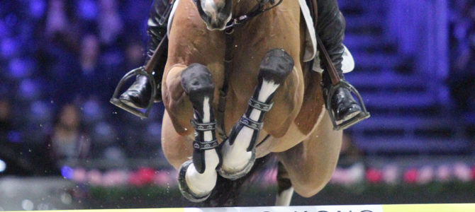Eric Lamaze's Students Celebrate Success at the Paris Masters
