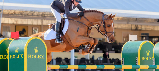 Canada's Eric Lamaze Claims First Win of 2018 Competition Season